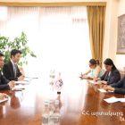 Շարունակվում է համագործակցությունը Ճապոնիայի հետ. ՀՀ ԱԻՆ-ը կհամալրվի նոր հրշեջ-փրկարարական գույքով