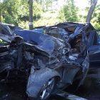 Երևան-Սևան ճանապարհին «ԲՄՎ»-ն բախվել է «ԶԻԼ»-ի․ վարորդը հիվանդանոցում մահացել է (լուսանկարներ)