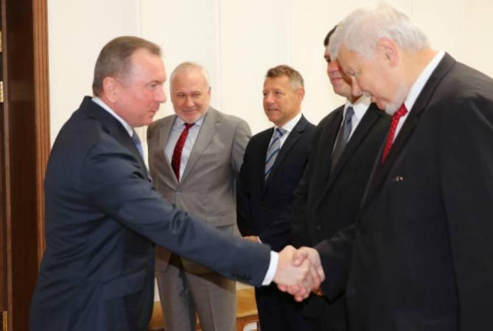 Բելառուսի ԱԳ նախարարը Մինսկի խմբի համանախագահների հետ քննարկել է ԼՂ հակամարտության կարգավորման հարցը