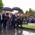 Սերժ Սարգսյանն ու ՀՀԿ անդամները հարգանքի տուրք են մատուցել Անդրանիկ Մարգարյանի հիշատակին (լուսանկարներ)