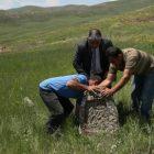 Ադրբեջանցիների այցը Գյուննութի գերեզմաններ. բացառիկ կադրեր հայկական դիրքերից (տեսանյութ)