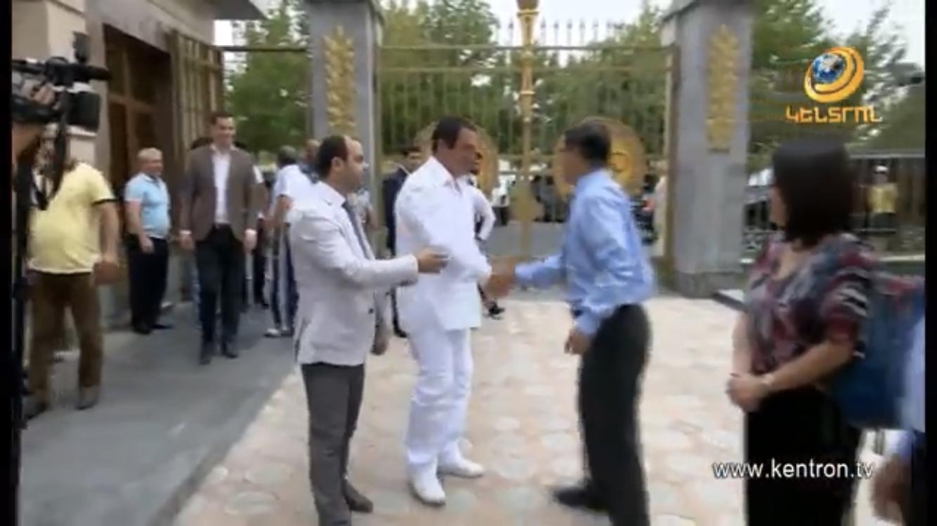 Գագիկ Ծառուկյանը հրավերով Հայաստանում է սինգապուրյան գործիչների հեղինակավոր պատվիրակությունը (տեսանյութ)