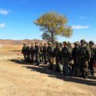 Հայաստանում ռուսական ռազմաբազայի հետախույզները Կամխուդ վայրում զորավարժություններ են անցկացնում
