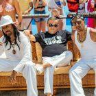 Անդոյի, Ռաֆոյի և Սպիտակցի Հայկոյի նոր տեսահոլովակի լուսանկարները