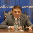 Ոստիկանության զորքերի առաջին հերթափոխը մարտական դիրքերը պաշտպանելու կմեկնի Տավուշի մարզ