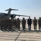 Աֆղանստանից վեցամսյա ծառայությունից հետո Հայաստան են վերադարձել 121 հայ զինվորներ