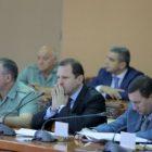 ՊՆ վարչական համալիրում կայացել է ՀՀ պաշտպանության նախարարին կից կոլեգիայի հերթական նիստը