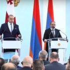 Հայաստանը եւ Վրաստանը մտադիր են ապրանքաշրջանառությունը հասցնել մինչեւ 1 մլրդ դոլարի. Փաշինյան