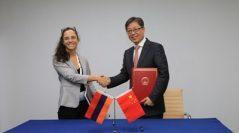 Հայաստանը եւ Չինաստանը օդային հաղորդակցությունների մասին համաձայնագիր են ստորագրել