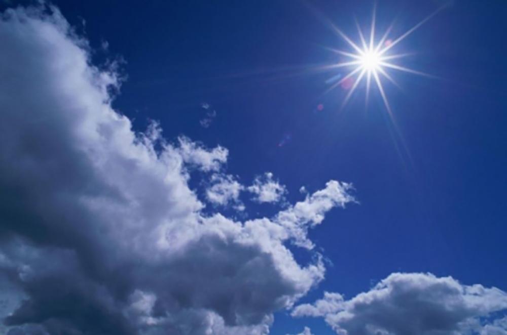 Օդի ջերմաստիճանը կբարձրանա 3-4 աստիճանով, այնուհետև աստիճանաբար կնվազի 5-6 աստիճանով