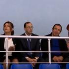 Գագիկ Ծառուկյանը պարգևատրել է գեղասահքի Գրան Պրիի հաղթողներին (տեսանյութ)