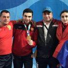 Կարեն Մարգարյանը դարձել է պատանեկան Օլիմպիական խաղերի չեմպիոն
