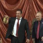 Գագիկ Ծառուկյանը պարգևատրվել է «Երդվյալ Ազատամարտիկ N 001» ոսկե մեդալով (տեսանյութ)
