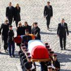 Շանսոնյեին հուղարկավորեցին ընտանեկան գերեզմանատանը