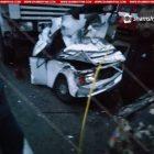 Սյունիքում ավտովթարի հետևանքով երեք մարդ է մահացել՝ հայրը, մայրը և նրանց 3–ամյա երեխան (լուսանկարներ)