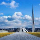 «Էրեբունի-Երևան 2800»-ին մասնակից օտարերկրյա պատվիրակություններն այցելեցին Ծիծեռնակաբերդ