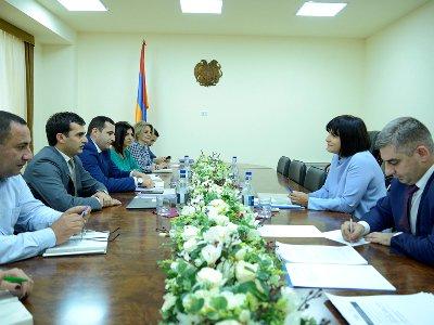 Նախարար Հակոբ Արշակյանը կարեւորել է ԵՏՄ ծրագրերում Հայաստանի ինտեգրման անհրաժեշտությունը
