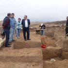 Արցախում պեղումների արդյունքում հայտնաբերվել են մարդակերպ կոթողներ