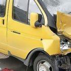 Խոշոր վթար Երեւանում. բախվել են մարդատար «ԳԱԶել»-ն ու Volkswagen-ը. վերջինս շրջվել է. կա 7 վիրավոր