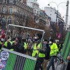 Բրյուսելում սկսվել են «դեղին բաճկոններ»-ի բողոքի ցույցերը