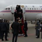 Նիկոլ Փաշինյանը ժամանեց Ղազախստան (տեսանյութ)