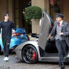 Ջասթին Բիբերին նկատել են Բեւեռլի Հիլսում Lamborghini-ով