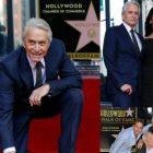 Հոլիվուդի Փառքի ծառուղում բացվել է Մայքլ Դուգլասի անվանական աստղը (լուսանկարներ)
