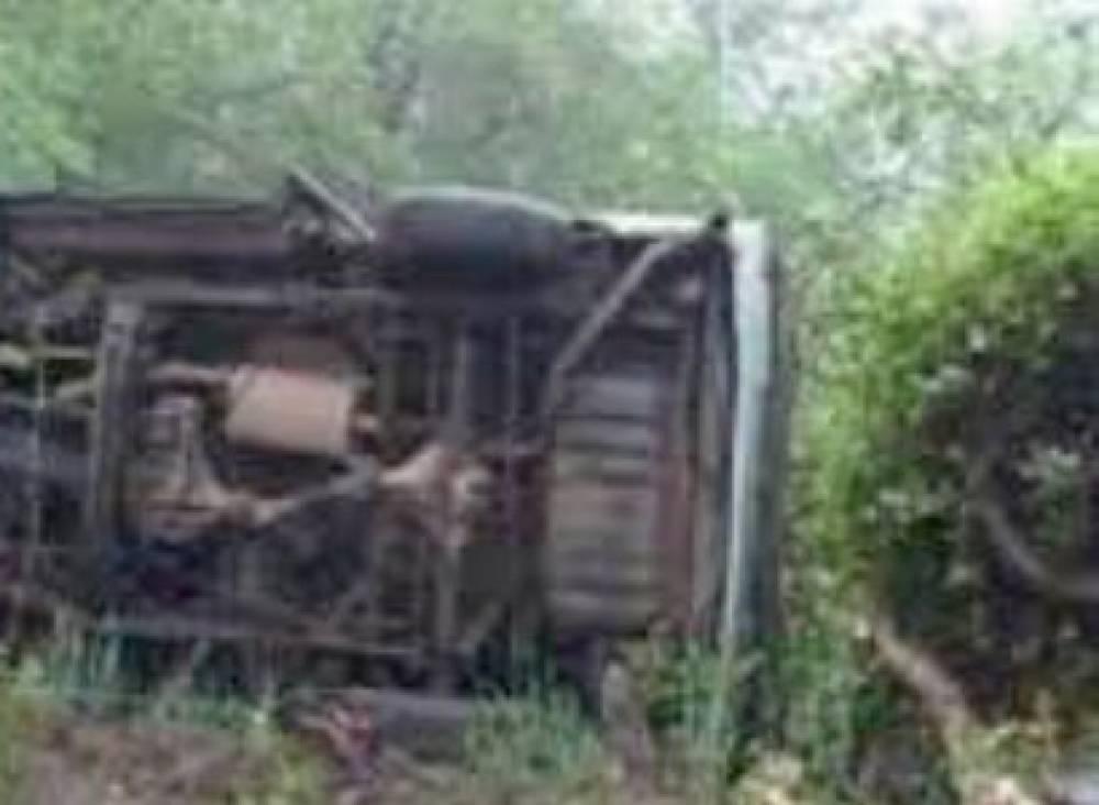 Նուբարաշենում աղբ տեղափոխող «ԶԻԼ»-ը գլորվել է ձորը․ վարորդը տեղում մահացել է