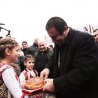 Գագիկ Ծառուկյանը բազմամարդ հանդիպումներ է անցկացրել Արագածոտնի մարզում