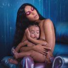 Բացառիկ լուսանկար. Քիմ Քարդաշյանն ու Քանյե Ուեսթը՝ երեխաների հետ
