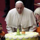 Հռոմի պապ Ֆրանցիսկոսն այսօր տոնում է ծննդյան 82-ամյակը