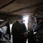 Նիկոլ Փաշինյանն այցելել է մարտական հենակետ և շնորհավորել զինծառայողների Ամանորը