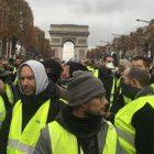Փարիզում բողոքի ցույցերի արդյունքում 20 մարդ վիրավորվել է