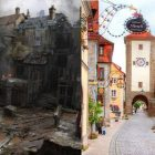 Ինչպե՞ս են գերմանացիներին մաքրություն սովորեցրել. միշտ չէ, որ նրանք ճշտապահ ու մաքրասեր են եղել