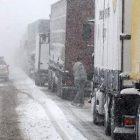 Լարսի ճանապարհը բաց է բոլոր մեքենաների համար. ռուսական կողմում կան կուտակված բեռնատարներ