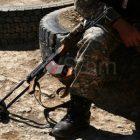 Զինծառայողին մեղադրանք է առաջադրվել` զենքի հետ վարվելու կանոնները խախտելու համար. ՔԿ