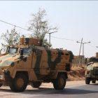 Թուրքիան շարունակում է զրահատեխնիկա ուղարկել Սիրիայի սահման