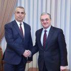 Հայաստանի և Արցախի ԱԳ նախարարները հանդիպել են