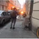 Խոշոր պայթյուն Փարիզում. Կան տուժածներ. Տեսանյութ