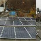 Հայաստանը արեւային էլեկտրաէներգիայի արտադրման եւ սպառման ոլորտում մեծ ներուժ ունի