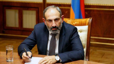 Վարչապետը ցավակցական հեռագիր է հղել Ռուսաստանի նախագահին