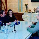 Գագիկ Ծառուկյանը պատրաստակամություն է հայտնել աջակցել` Հայաստանն ու Արցախն աշխարհին ավելի ճանաչելի դարձնելու նախագծերին