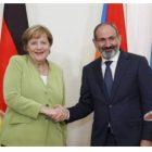 Բեռլինում մեկնարկել է Մերկել-Փաշինյան հանդիպումը. Կանցլերը զինվորական պատիվներով ընդունեց ՀՀ վարչապետին