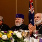 Նոր Զելանդիայում տրվեց պաշտոնական ճաշկերույթ ի պատիվ Ամենայն Հայոց Հայրապետի