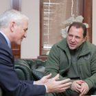 Դավիթ Տոնոյանը ՄԱԿ-ի մշտական համակարգողին ներկայացրել է Սիրիայում ՀՀ առաքելության խնդիրներն ու նպատակները