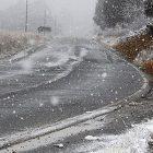 Սիսիանի, Գորիսի, Վայքի եւ Արթիկի տարածաշրջանների ավտոճանապարհներին ձյուն է տեղում