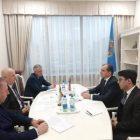 Բելառուսում ՀՀ դեսպանն ու Մինսկի քաղաքապետը դիտարկել են մի շարք նախագծեր