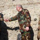 Բակո Սահակյանը ՊԲ հրամանատարի ուղեկցությամբ եղել է մարտական դիրքերում. Խորհրդակցություն՝ Թալիշում