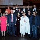 Արմեն Սարգսյանը ներկա է գտնվել Շառլ Ազնավուրի հիշատակին նվիրված համերգին