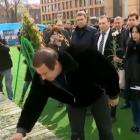 Գ.Ծառուկյանի գլխավորությամբ ԲՀԿ-ն հարգանքի տուրք մատուցեց Մարտի 1-ի զոհերի հիշատակին